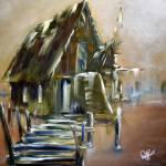 """The Forgotten Shack"" by DavidKaz"