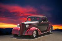 1936 Chevy Coupe