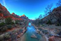 Leaving Zion