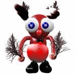 """""""Rudolph"""" by DizzyPixel"""