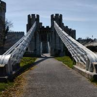 Conwy Castle Art Prints & Posters by Paul Gibbons