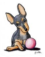 Min Pin With Ball