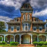 """HDR Cylburn Mansion"" by OrbitalJoe"