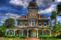HDR Cylburn Mansion