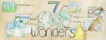 My 7 Wonders by Emily Coletta