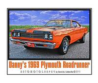 Danny's 1969 Plymouth Roadrunner