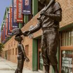 """Ted Williams Statue"" by WilshireImages"