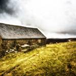 """HDR of Barn in Peak District"" by stewak"