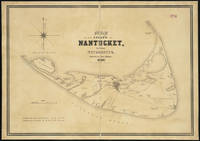 Vintage Map of Nantucket (1838)