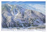 1994 Killington's East Slopes