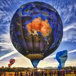 """Reno Hot Air Balloon Race"" by chan"
