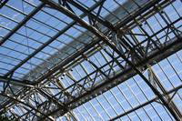 Greenhouse roof