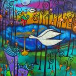 """A Gift At Sunset"" by juliryan"