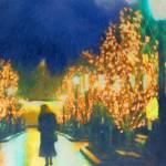 """RAIN"" by KimRoeArt"