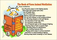 The Book of Farm Animal Mutilation
