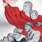 """""""Soviet Russian poster"""
