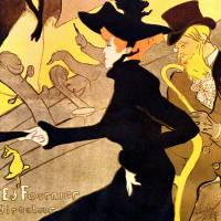 Henri de Toulouse-Lautrec 1864 - 1901, French pain Art Prints & Posters by The Fine Art Masters