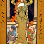 """Cincinnati fall festival September 7 to 19 1903"" by fineartmasters"