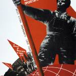"""The USSR is the elite brigade of the world proleta"" by fineartmasters"