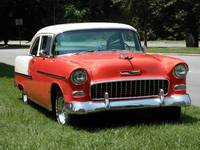 1955 Chevy Bel Air with