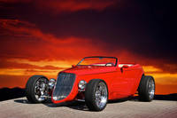 1933 Ford Custom Roadster I