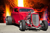 1934 Ford Bad Boy Coupe