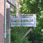 """treehouse deck"" by gfrizenphoto"