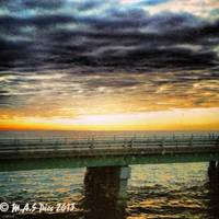 Robert Moses Bridge Sunrise