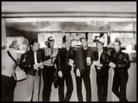 Huey Lewis & the News at Oakland Warriors Stadium by WorldWide Archive