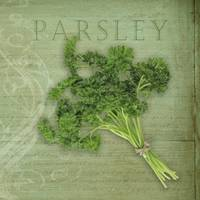Classic herbs series: Parsley