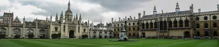Cambridge Panorama