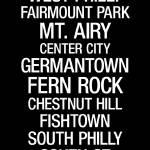 """Philadelphia"" by IK_Stores"