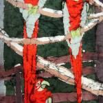 """Parrots"" by CeciliaFig"