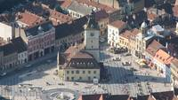 Brasov - The old City Hall ( History Museum in pre
