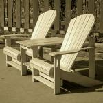 """Lounge Chairs"" by FourSeasonsPhotography"