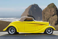 1934 Ford Roadster PCH III