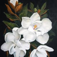 """Magnolia Moments"" by MaryThomas"