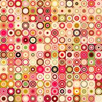 Circles and Squares 21. Modern Abstract Fine Art