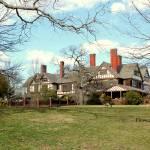 """Manor House  Bayard Cutting Arboretum - Great Rive"" by flowerchild6482"