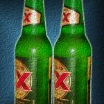 """Dos Equis Artwork - Good Things Come In Pairs"" by hskrdoo"