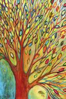 Rainbow Tree in Autumn No 2
