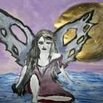 """Moon Faery"" by sarahwhetstine"