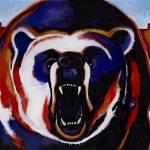 """Charging Bear"" by SteveWillgren"