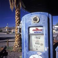 Death Valley Gas Station
