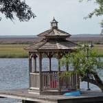 """Loften Creek Gazebo"" by Jamison"