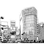 """Tokyo - Shibuya"" by matokun"