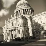 """Saint Paul London ,study1"" by beppeschiavonephotography"