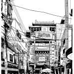 """Yokohama - Chinatown"" by matokun"