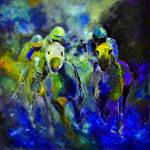 """horse race 702"" by pol"