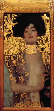Gustav Klimt - Judith and the Head of Holofernes